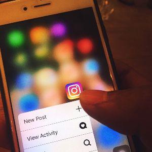Desbloquear acción en Instagram