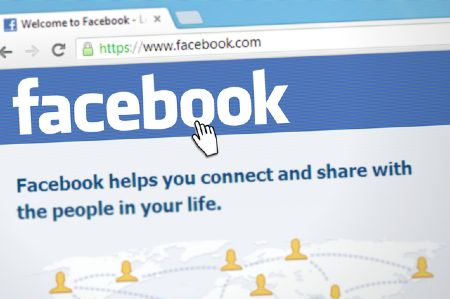 Sugerencias de amistad en Facebook