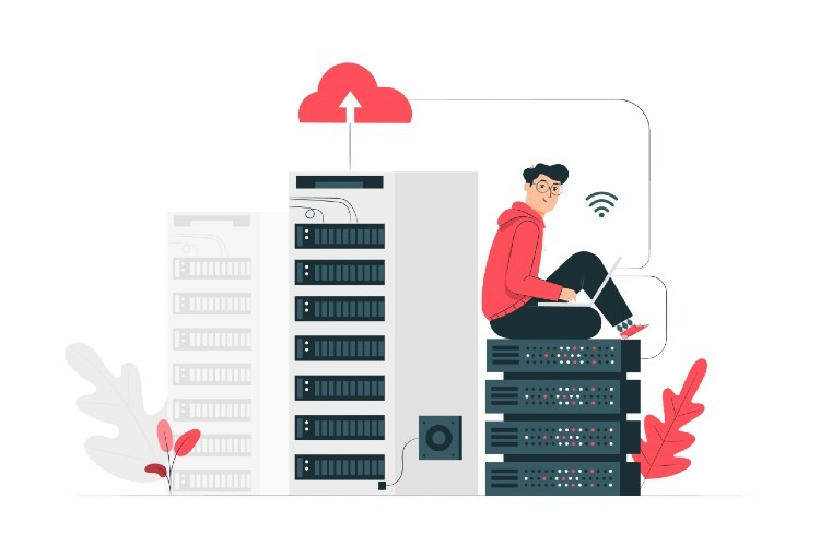Tipos de hosting web